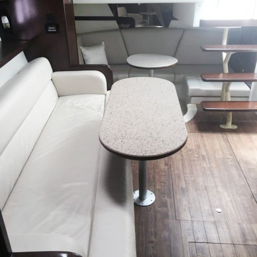 2013 Cruisers 380 Express Cabin Steps, Seating