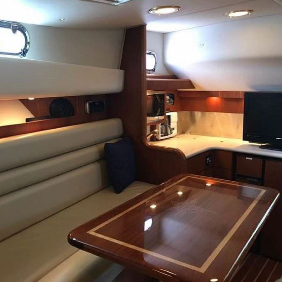 2002 Pursuit 3800 Offshore Cabin