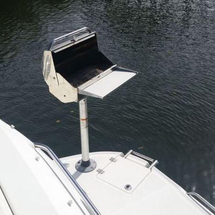 2007 Chaparral 290 Signature Magma Grill