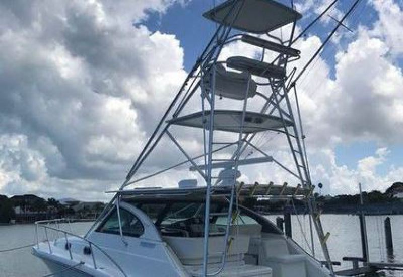 2002 Pursuit 3800 Offshore